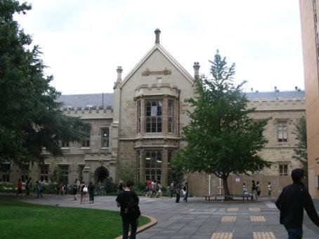 Australian Universities
