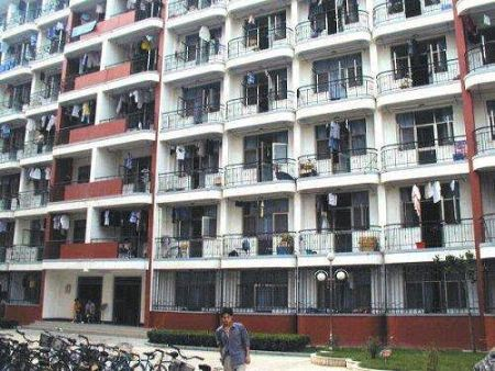 student-housing- in-china