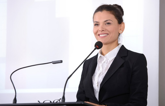 become a professional speaker